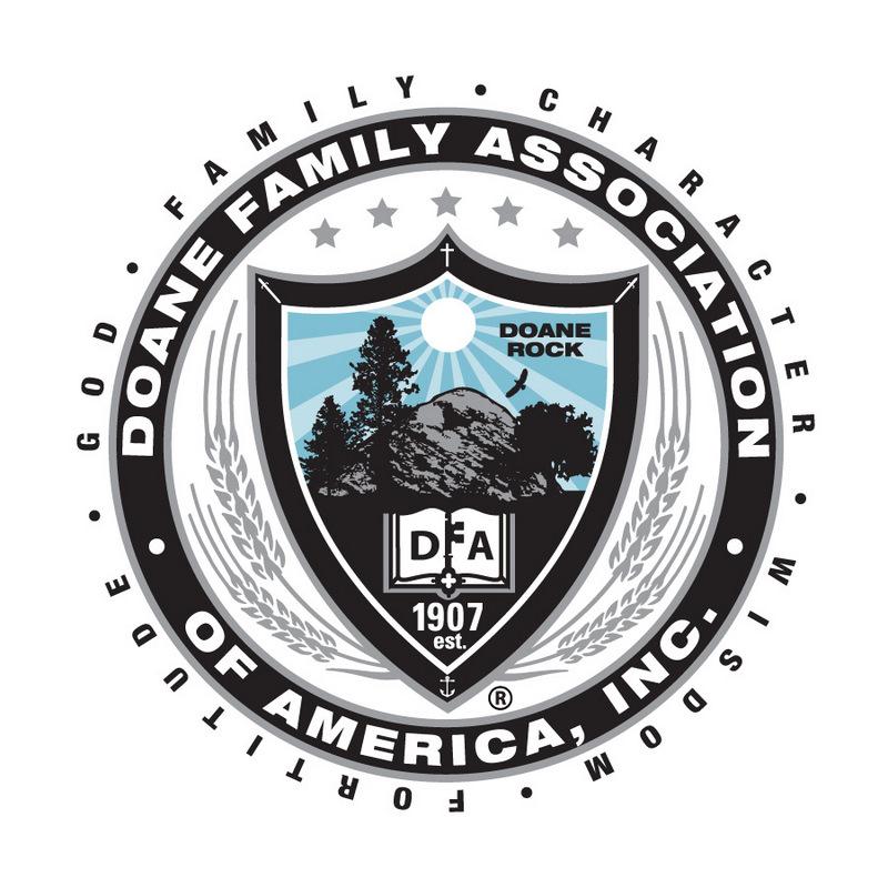 Doane Family Association Of America Index